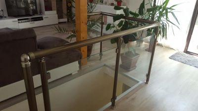 Aluminum railings - Alutrading - Plovdiv