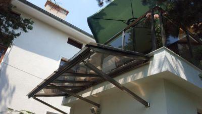 Sheds and Visors - Alutrading - Plovdiv